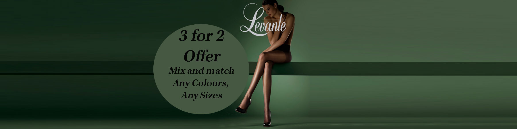 Levante Class Tights 3 for 2 Offer