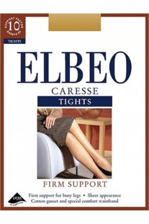 Elbeo Caresse Firm Support Tights (XL size)