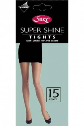 Silky Super Shine 15 Denier Tights