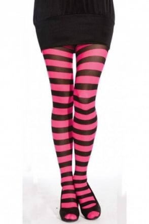 Pamela Mann Twickers Striped Tights