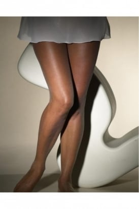Gipsy Sheer Smooth Knit Tights (SILVER BOX)