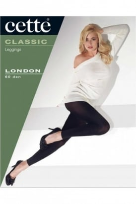 Cette 60 Denier Leggings Plus Sizes