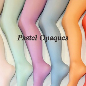 pastel gypsy tights