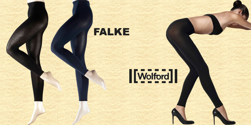 Falke-footless