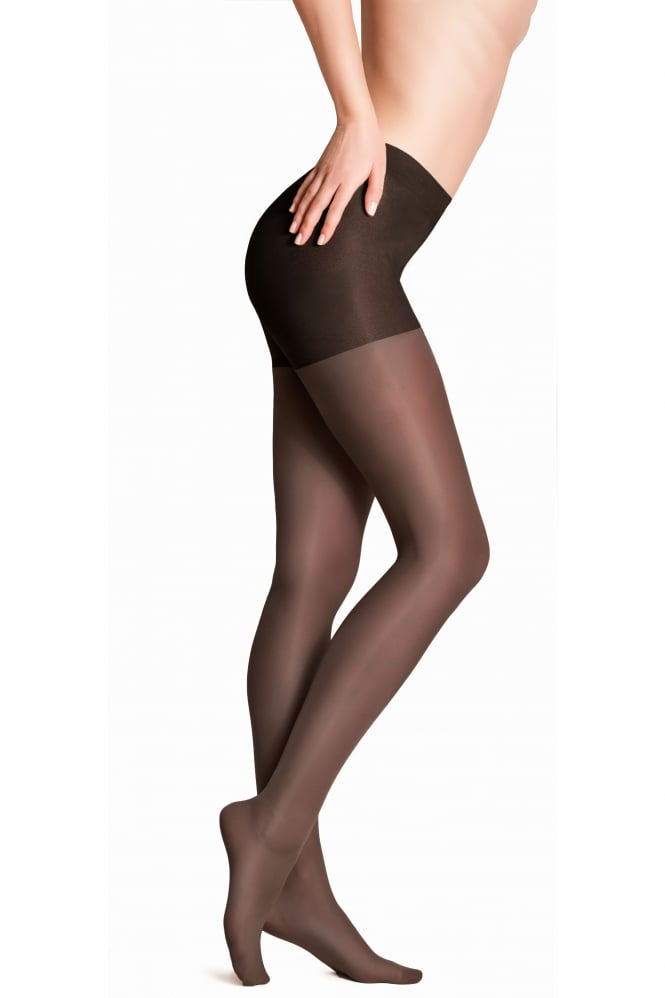 Andrea Bucci 10 Denier Silk Satin Sheen Tights