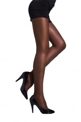 15 Denier Gloss Luxury High Sheen Tights