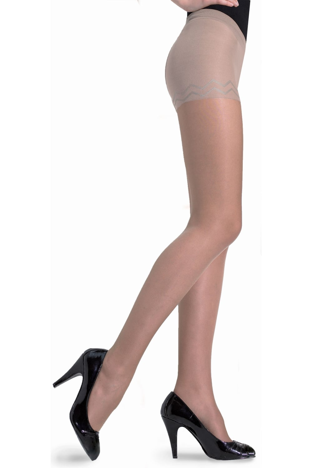 Andrea Bucci Sheer Silk 10 Denier Tights