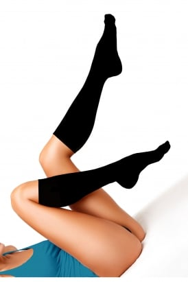 50 Denier Opaque Knee Highs