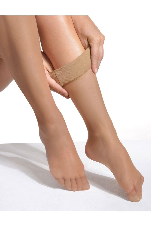 06467a198fe755 Andrea Bucci Extra Wide Comfort Top Knee Highs