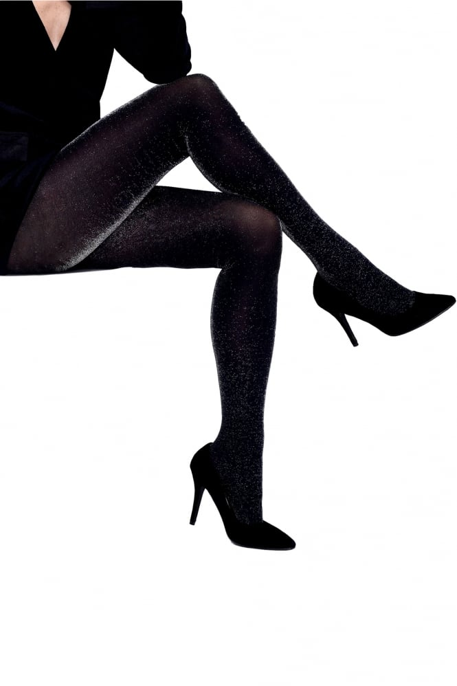 Andrea Bucci Lurex Opaque Tights