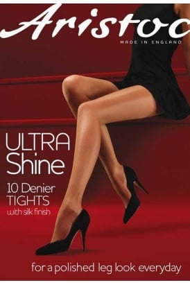 10 Denier Ultra Shine Tights