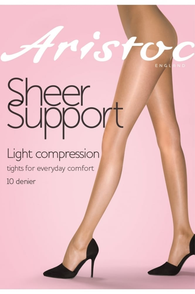 Aristoc Sheer Support Light Compression Tights