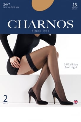 24/7 15 Denier Hold Ups (2PP)