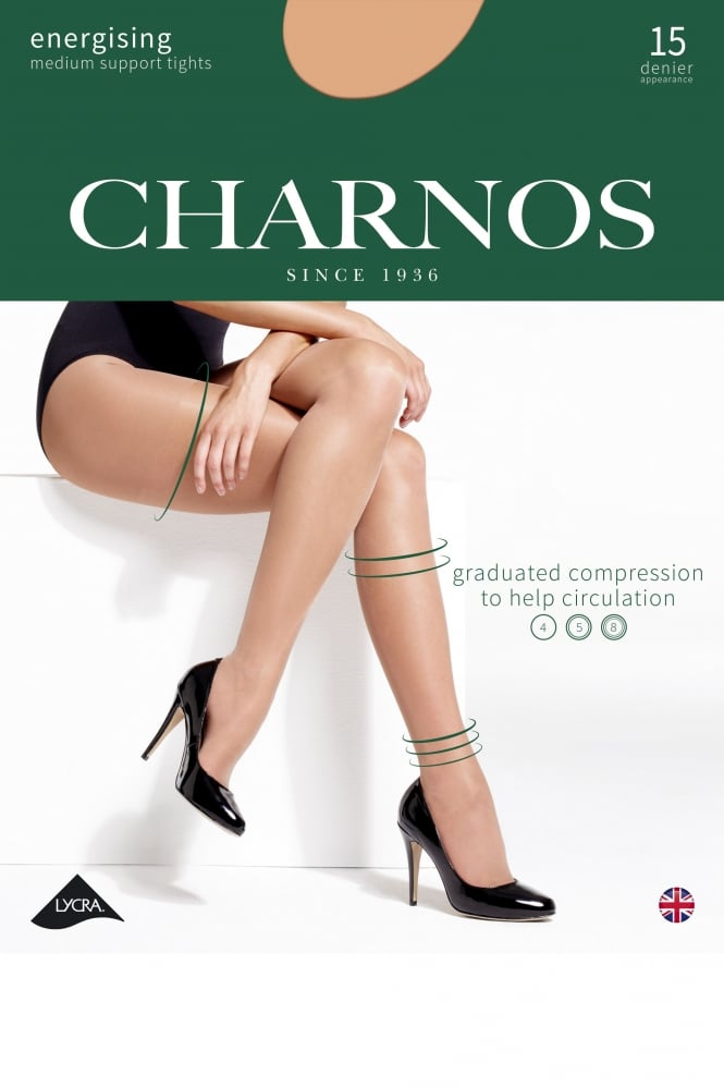Charnos Medium Energising 15 Denier Support Tights