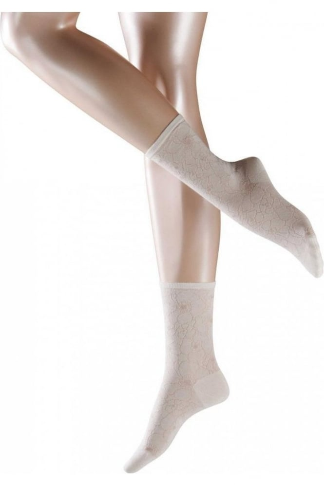 Falke Cotton Poppy Socks