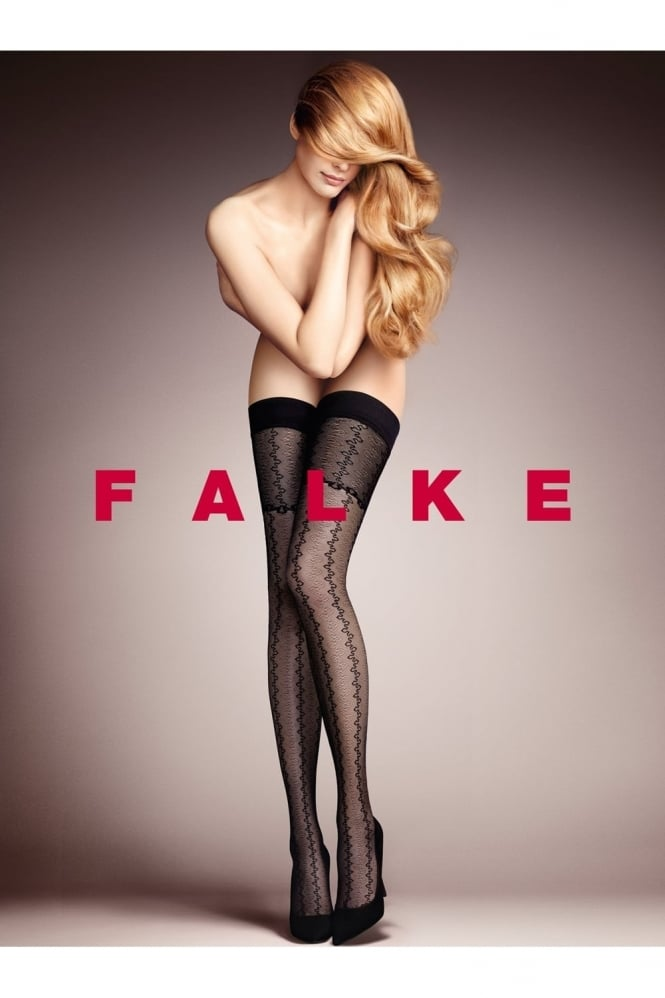 Falke Enchanting Fashion Hold Ups