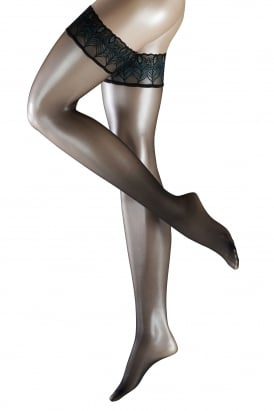 Lunelle Ultra Transparent 8 Denier Hold Ups