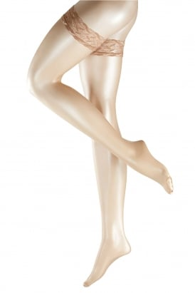New Shelina Ultra Transparent 12 Denier Open Toe Hold Ups