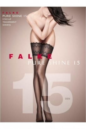 Pure Shine 15 Denier Hold Ups