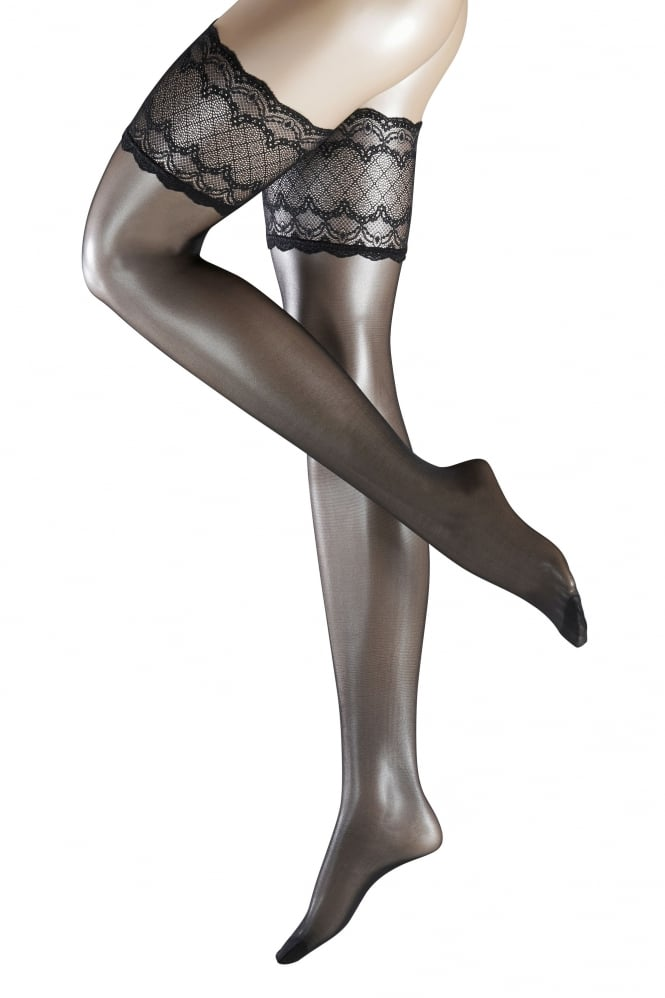 Falke Pure Shine 15 Denier Hold Ups