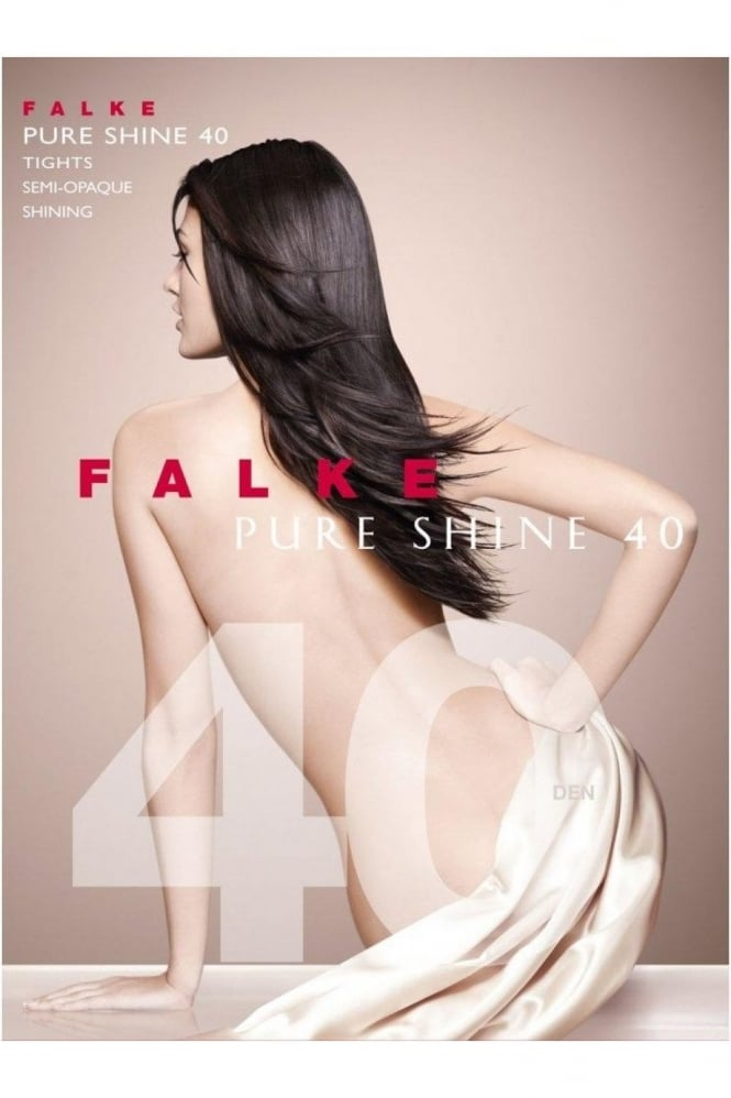 Falke Pure Shine 40 Denier Tights