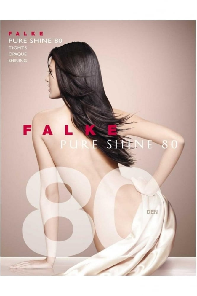 Falke Pure Shine 80 Denier Tights