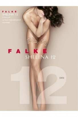 Shelina Ultra Transparent 12 Denier Hold Ups