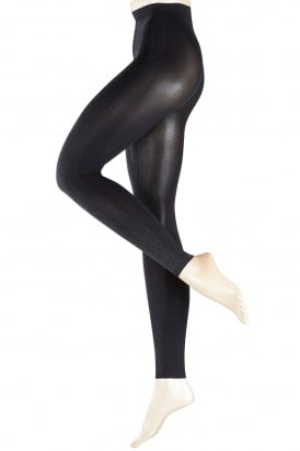 Stardust Shimmer Footless Tights