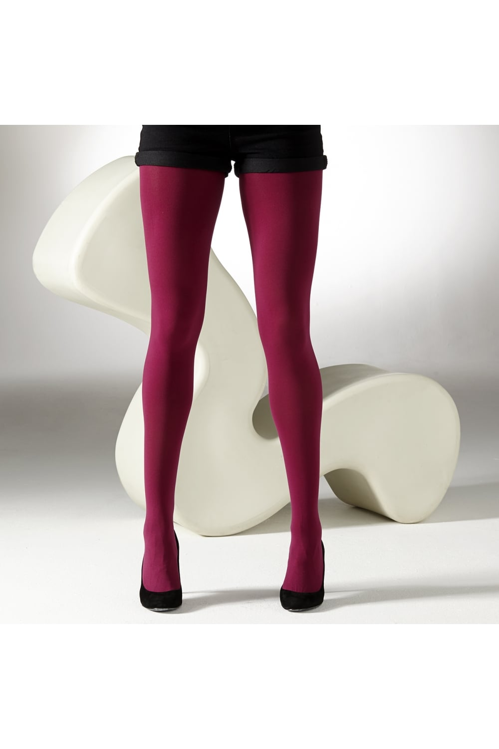 a46c25fee7083 100 Denier Luxury Opaque Tights by Gipsy