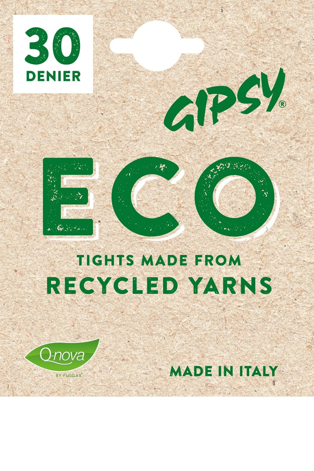 Gipsy 30 Denier ECO Tights From Recycled Yarns