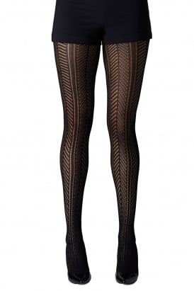 65cff8ab79da3 Arrow Crochet Tights. Gipsy Arrow Crochet Tights
