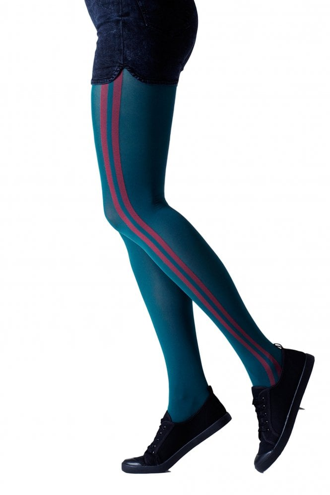 Gipsy Athletic Double Side Stripe Tights 1800