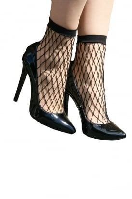 Medium Fishnet Anklets