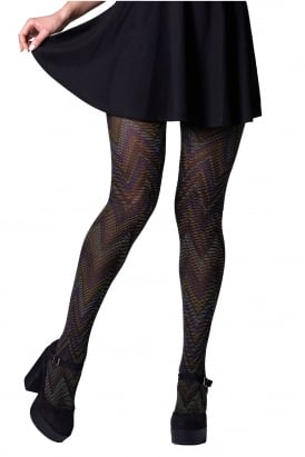 76b005744bbc5 Gipsy Patterned Tights | Buy Gipsy Patterned Tight | Gipsy Patterned ...