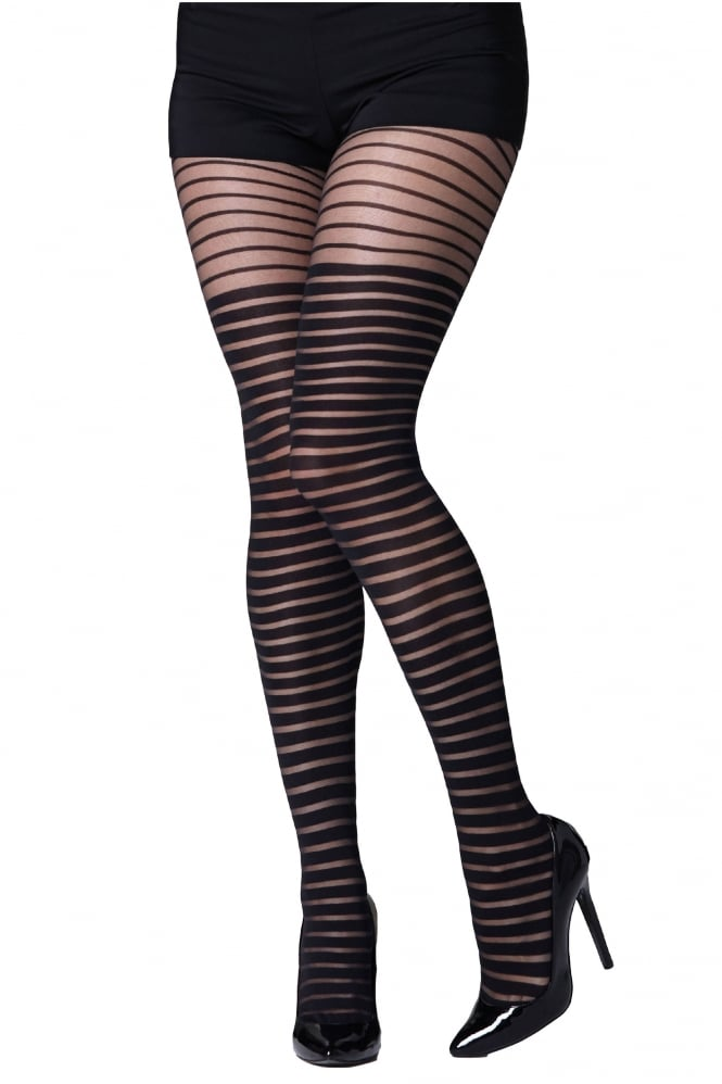 Gipsy Shadow Stripe Tights