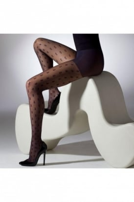 Sheer Anchor Tights