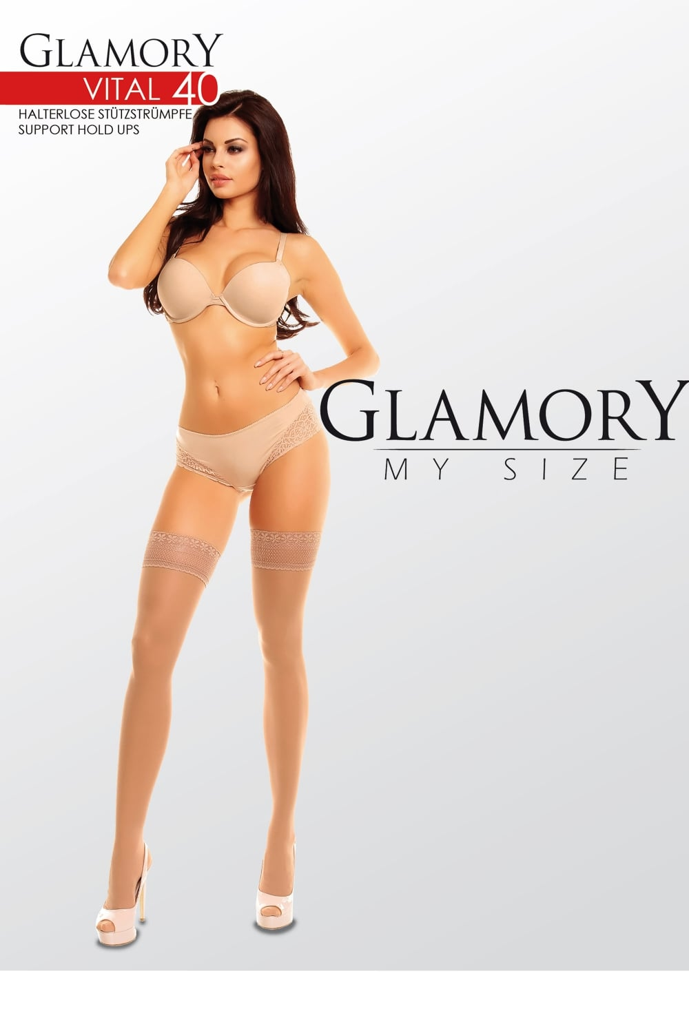 faa1d90cc Glamory Vital 40 Support Hold Ups.