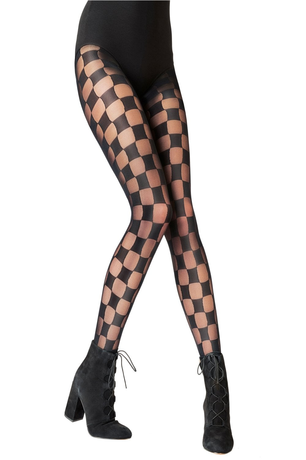 84a89209efe0f House of Holland Checkerboard Tights AVE5