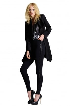 Sporty Luxe Legging