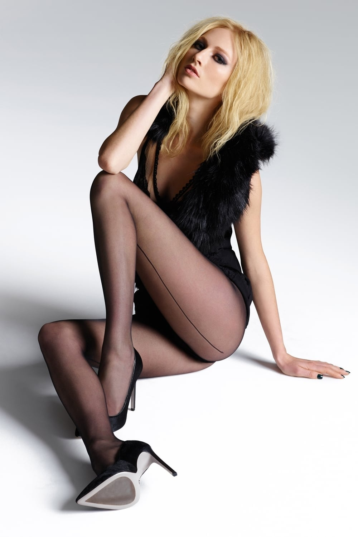 Pantyhose model megan photos