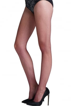 Vintage Legs Fishnet Tights