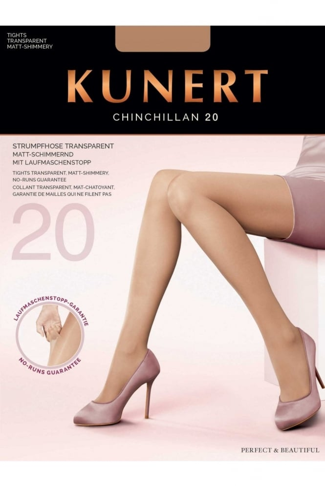Kunert Chinchillan 20 Run Stop Tights