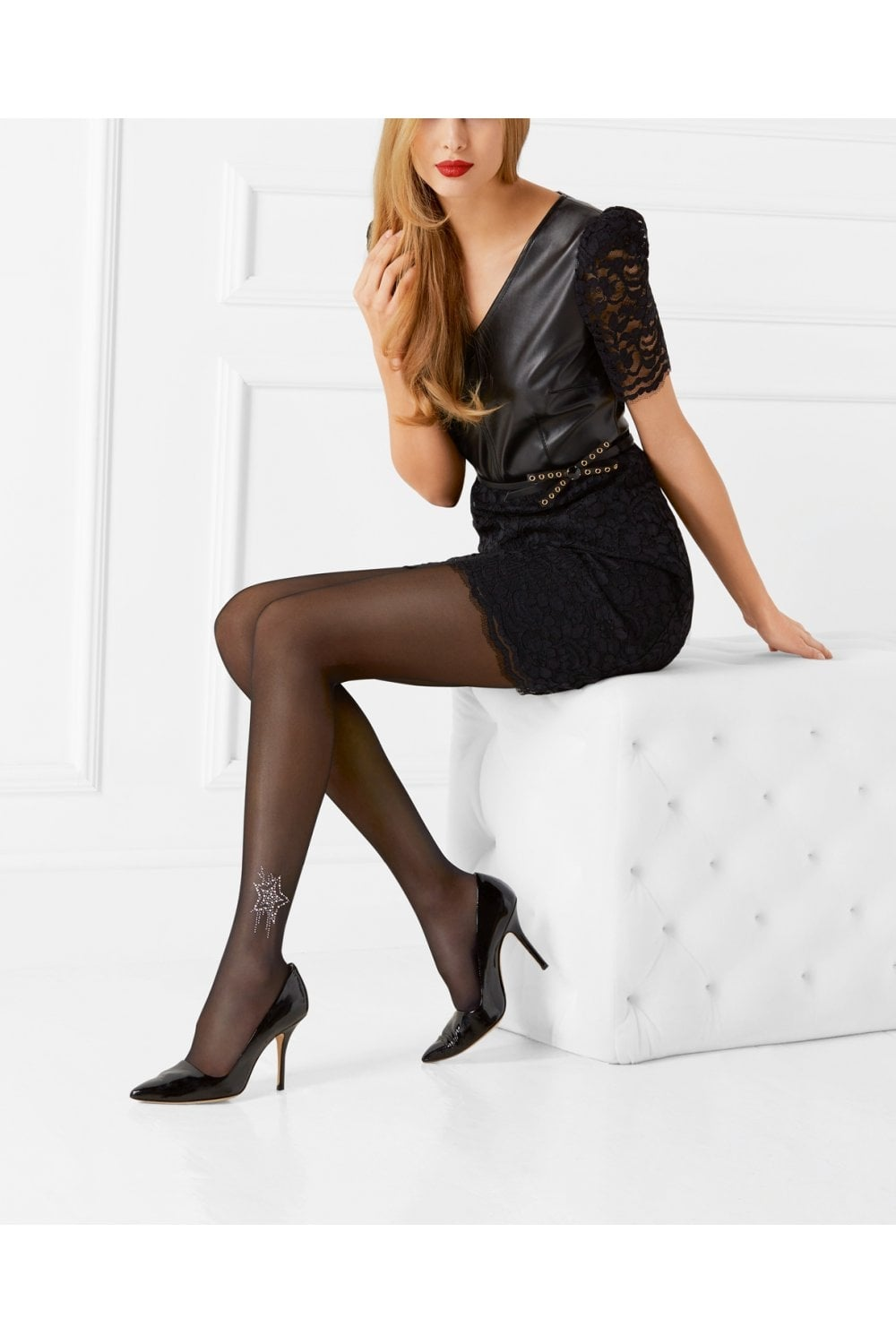 dbf69d0805a Petillant Fashion Tights by Le Bourget