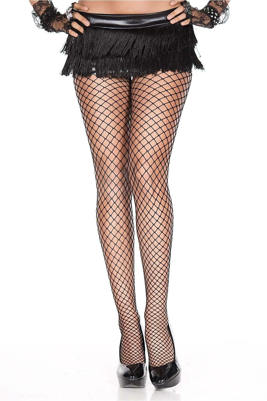 39e3250ac85c7 Music Legs Mini Diamond Net Tights