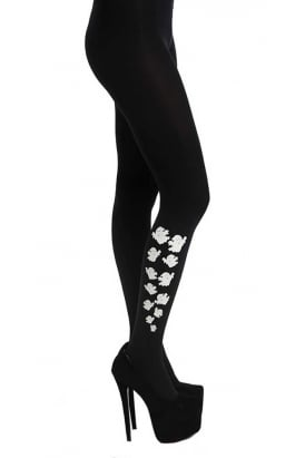 Escaping Ghosts Tights