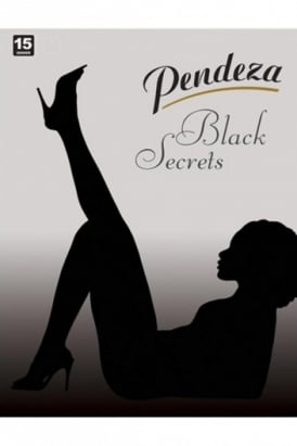 Black Secrets 15 Denier Sheer Tights