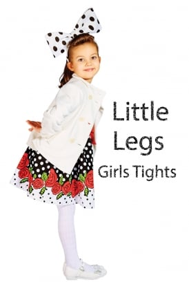 20 Denier Girls Gloss Tights 2PP