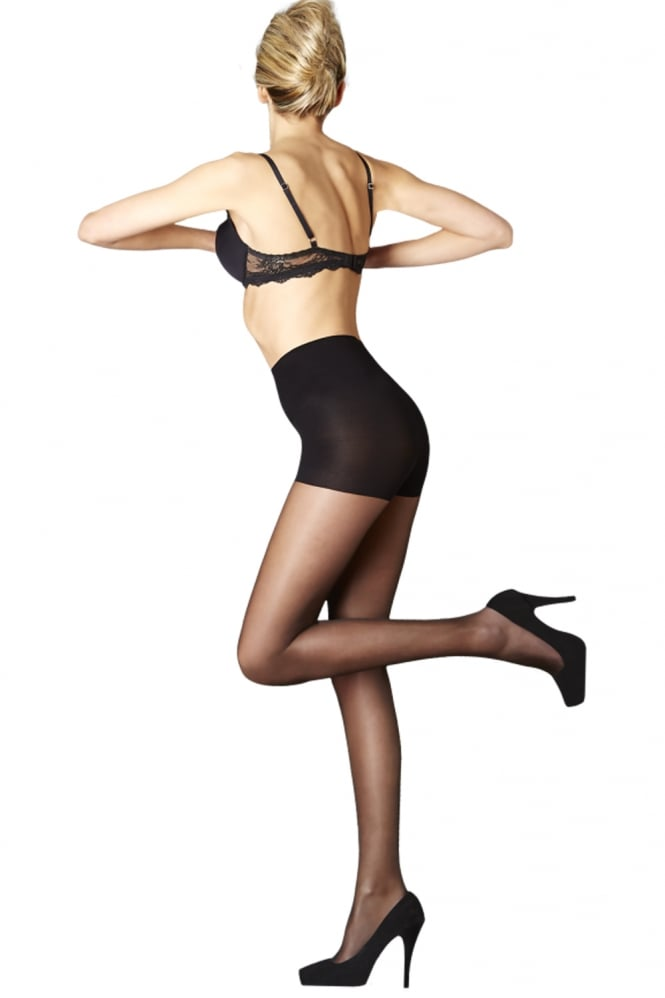 Pretty Legs Luxury 15 Denier Body Shaping Sheer Tights