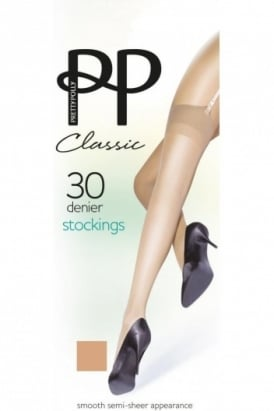 30 Denier Stockings