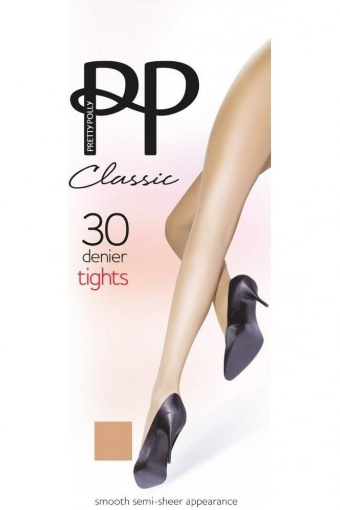 Pretty Polly 30 Denier Tights